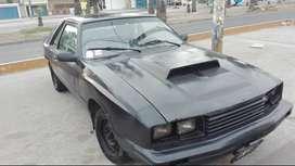 FORD Mercury Capri 1981. Un clásico deportivo.