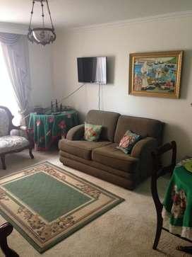 Habitación o Apartamento amoblado en Arriendo en Santa Barbara 2388743