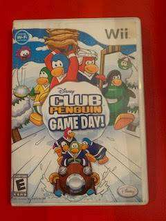 Club penguin game day 0