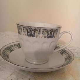 juego de té de porcelana china