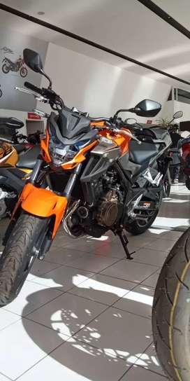 Honda cb 500.