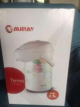 Thermo 2.5 litros marca mirray edicion especial  limitada