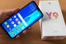 Huawei Y9 2019 Excelente Estado!!!