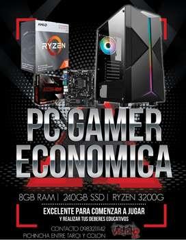 PC Gamer Economica