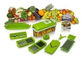 NICER DICER PLUS  Pica Todo Para Cocina Kit Picador Ref 818