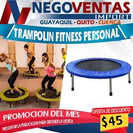 TRAMPOLIN FITNESS PERSONAL