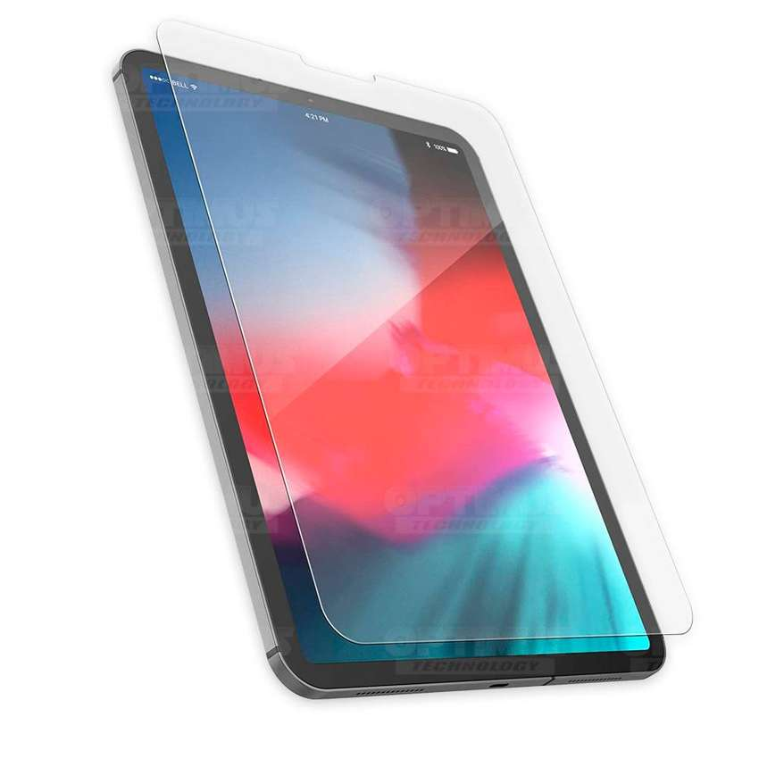Vidrio Templado Cristal Screen Protector Matte Glass Anti Reflejo Efecto de papel para Tablet iPad 12.9 / iPad Pro 2020