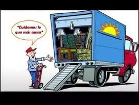 Mudanzas y transporte de mercancía