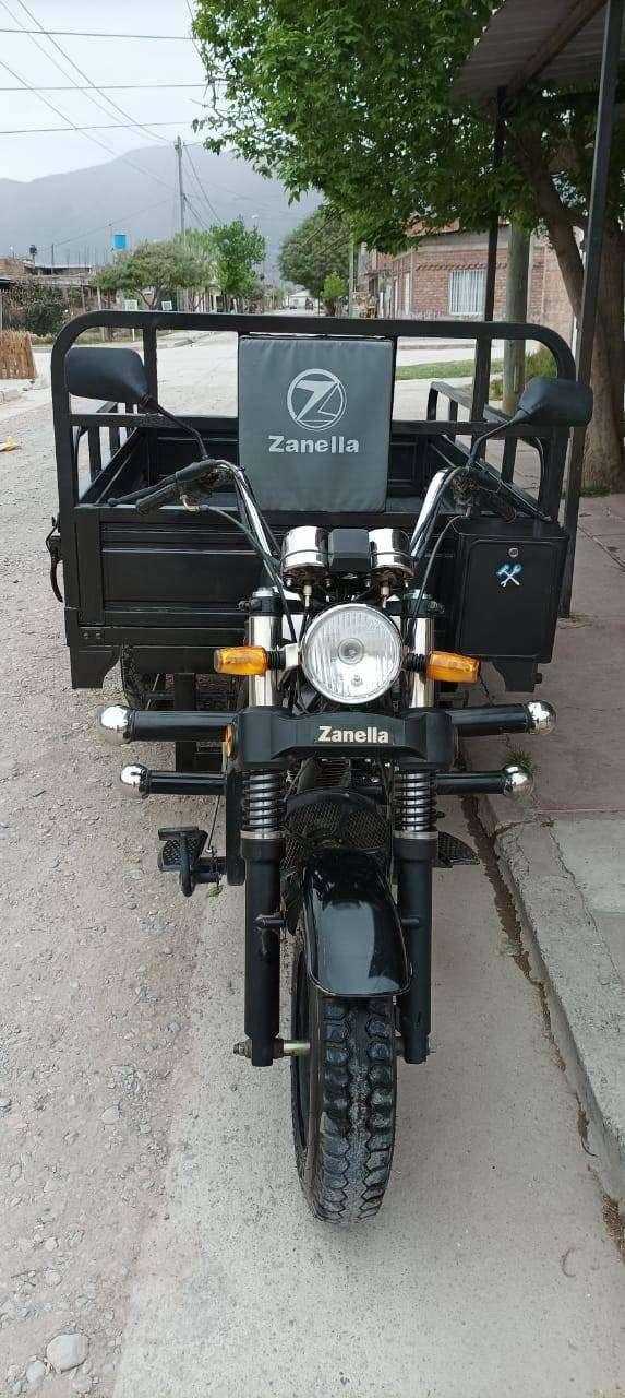 Motocarga Zanella Z Max 200cc