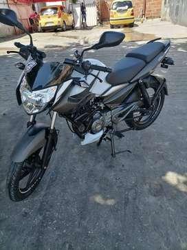 Vendo moto pulsar 125 NS como nueva modelo 2021
