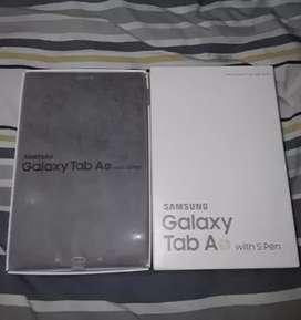 Samsung Galaxy Tab A6 Modelo Sm-p585m Con Pen Y Para Chip