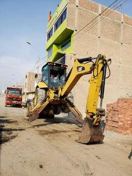 Demolicion de casas excavaciones profundas movimento de tierras agregados Afirmado eliminación de DESMONTE ARENA GRUESA