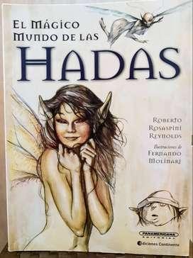 Libro El Mágico Mundo De Las Hadas
