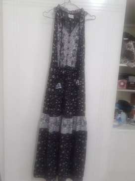 Vestido elegante amercano Talla S