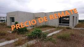 SE VENDE CASA EN CONSTRUCCIÓN  GRIS MONTECRISTI GOLF CLUB PRECIO DE REMATE