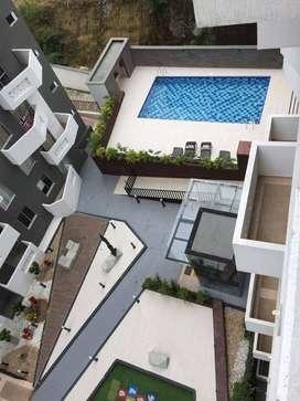 Apartamento en excelentes condiciones, bien ubicado y sobretodo ubicado en sector seguro.