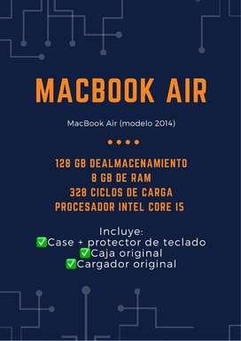 "MacBook Air 13.3"" (modelo 2014)"