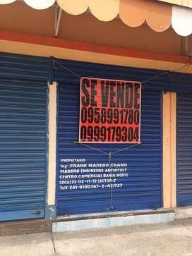 Venta 2 locales en Bahía Norte, Guayaquil