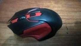 Mouse Gamer Inalambrico