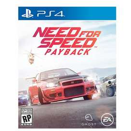Video juego Need For Payback