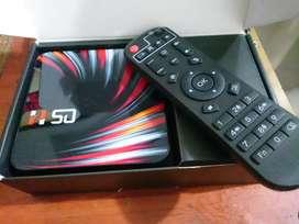 Smart Tv Box 4g RAM+32g ROM Android Tv 10+Bluetooth