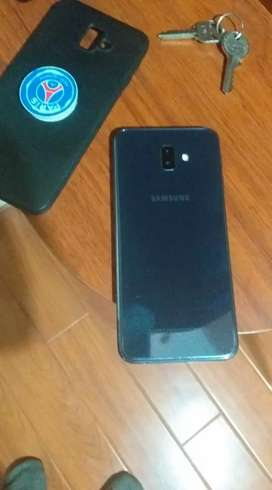 Samsung j6+ plus como nuevo