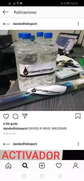 MATERIALES HIDROPINTURA