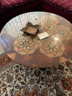 Se venden muebles traídos de el medio oriente