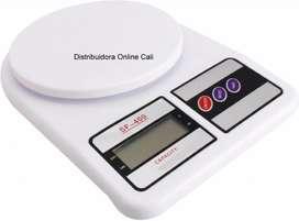 Gramera Balanza Pesa Digital Desde 3gr a 10kg Con Termometro