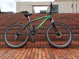 Bicicleta optimus 27.5