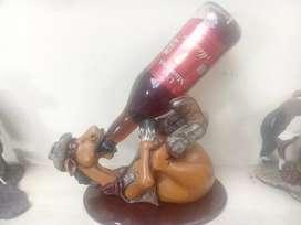 Botellero en resina