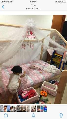 REMATÓ camas montessori niños