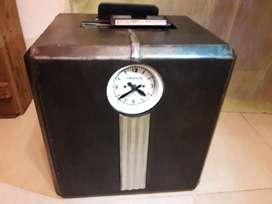 Antiguo Reloj Fichador Cronos