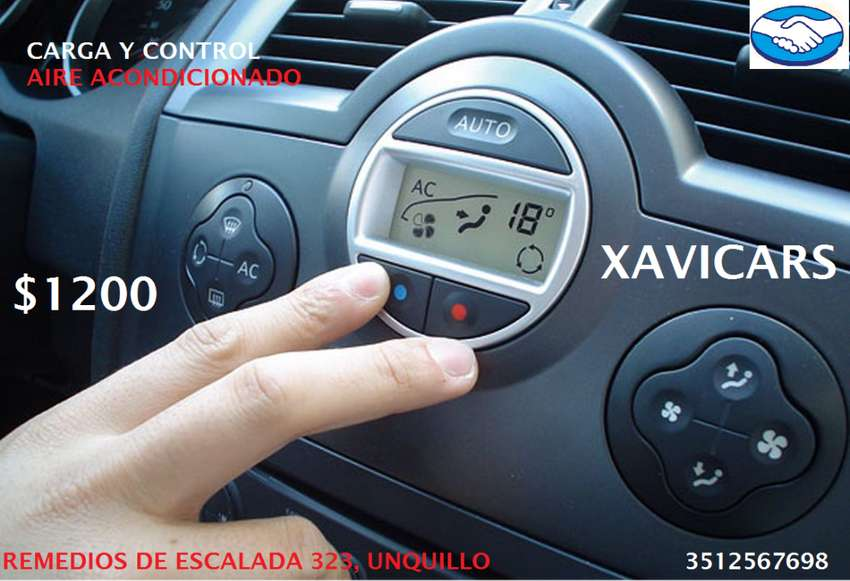 CARGA Y CONTROL DE AIRE ACONDICIONADO DE VEHICULOS 0