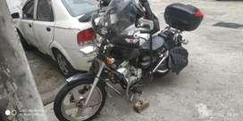 Moto 150 tipo Harley