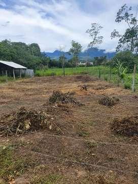 Vendo Terreno en Tarapoto de 392 m2 a 200m del aeropuerto