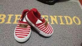 Zapato niño y niña talla 21 - 30