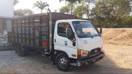 Vendo un camion hyundai hd 78 2010 en perfecto estado cero choque