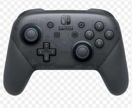 Se vende control pro switch