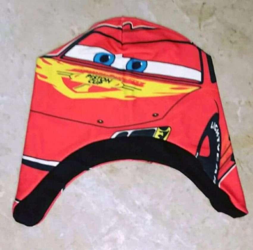 Gorrito Cars Peruvian Hat 0