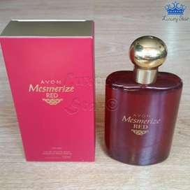 Perfume Avon Mesmerize Red Hombre 100 Ml Locion Avon