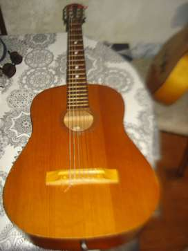 Guitarra Criolla Antigua Otk (no Se Si Es La Marca) No Envio