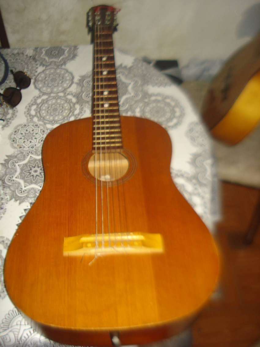 Guitarra Criolla Antigua Otk (no Se Si Es La Marca) No Envio 0