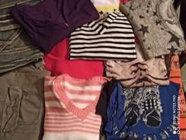 Bolsón de 16 prendas de mujer