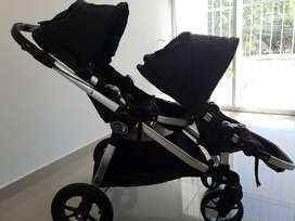 Coche doble baby jogger city select