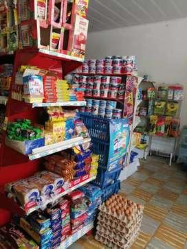 Se vende supermercado, cafetería y panadería en Barbosa, Santander