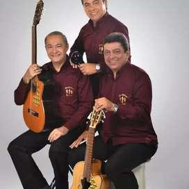 El Rumor De Serenata Se Siente Con Romanticos Musical D' Siempre Trio