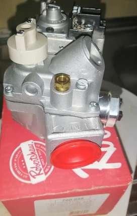 Válvulas y termostatos industriales