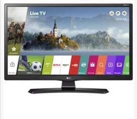"""TV Smart TV 28"""" marca LG nuevo 1 año garantia"""