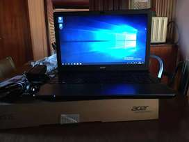Notebook Acer. 6gb Ram  1 tb disco I5 segunda mano  Oberá, Misiones